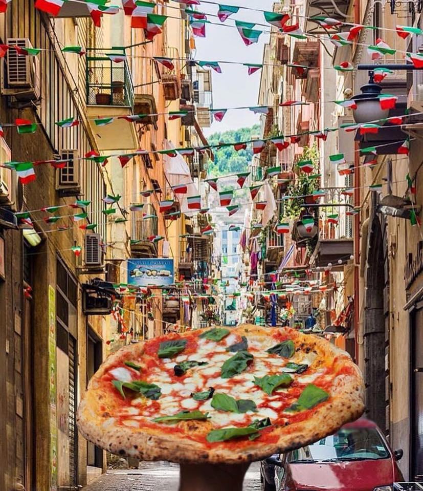 Pizzería Sorbillo