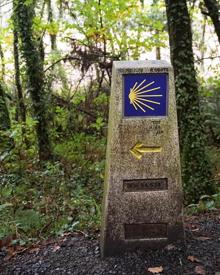 Camino de Santiago, Galicia