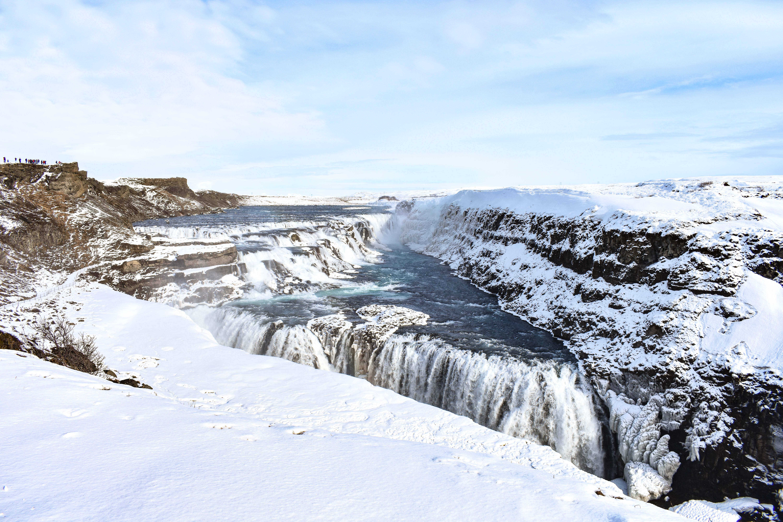 cascada-de-Gullfoss