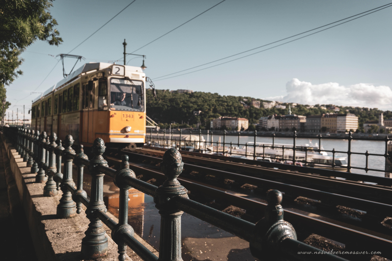 Transporte Budapest presupuesto