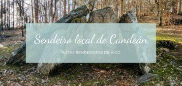 Sendeiro local de Candeán (Vigo)